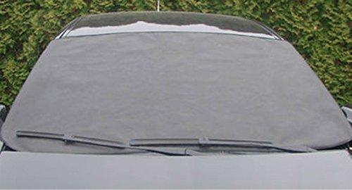 Scheibenabdeckung Frostabdeckung Frontscheibe Abdeckung Winterschutz (157 x 88 cm) MIT KLICKVERSCHLUSS-NEUHEIT!!! -