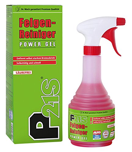 P21S Felgen-Reiniger POWER GEL, 500 ml