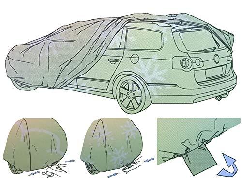 Blazusiak Z963535 Vollgarage karosseriespezifisch - Material Made in Germany - atmungsaktiv mit Mikroporen zur Ermöglichung der Luftzirkulation und Verhinderung von schädlicher Kondensatentwicklung -