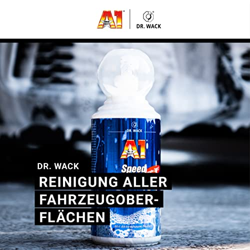 A1 Speed Shampoo, 2760, 500 ml -