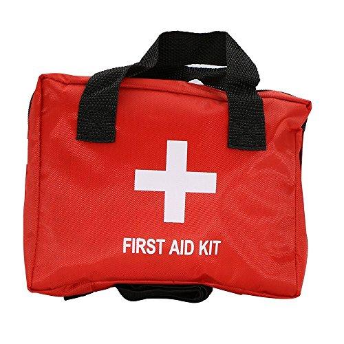 Erste-Hilfe-Set für Haus und im Freien, Auto, Küche, Schule, Sport ...