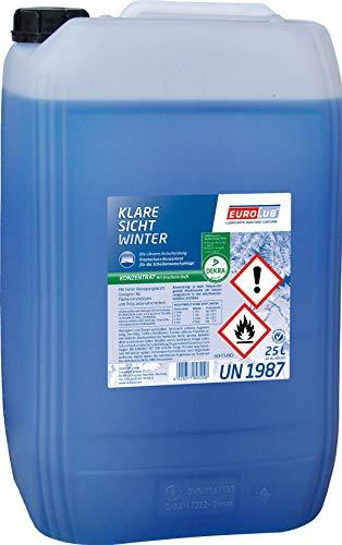 EUROLUB 803025 Scheibenfrostschutz, 25 Liter