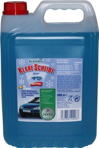 Algorex Klare Scheibe Winter Konzentrat 5 Liter