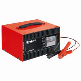 Batterieladegerät Einhell CC-BC 10 E mit eingebautem Amperemeter, 12 V 5-200 Ah